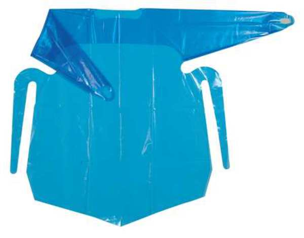 Polyco Gown, Regular, 45 In. L, 38 In. W, PK50 42400