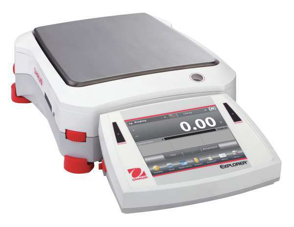 Ohaus Digital Compact Bench Scale 10,200g Capacity EX10201