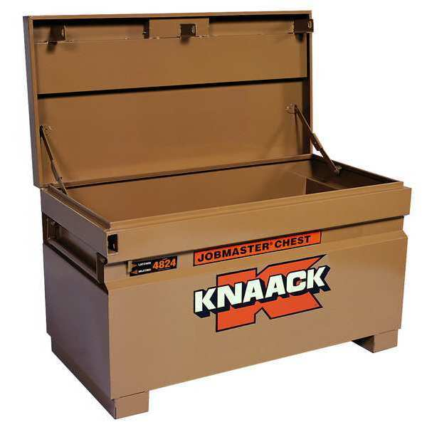 Knaack 28 1/4 in x 48 in x 24 in Jobsite Box 4824