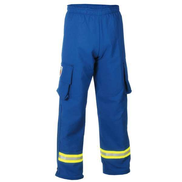 Fire-Dex EMS Pant, 2XL, Royal Blue PPCROSSTECHEMS-2X