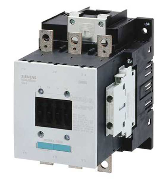 Siemens 120VAC Non-Reversing IEC Magnetic Contactor 3P 150A 3RT10556AF36