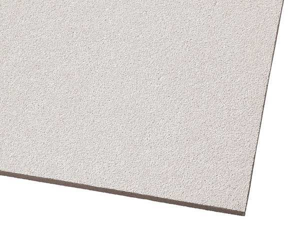 Armstrong Dune Ceiling Tile ,  24 in W x 48 in L,  8 PK,  0.5 NRC 1773A