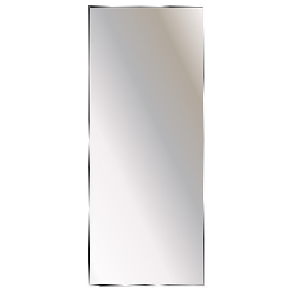 "Ketcham 18"" x 36 1/4"" Surface Mounted Theft Proof Mirror TPM-1836"