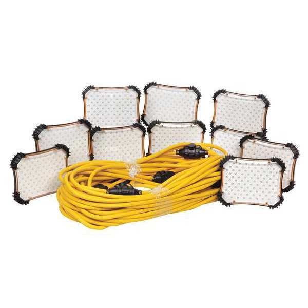 Cep CEP 2500 Lumens,  LED Yellow Temporary String Light 97132