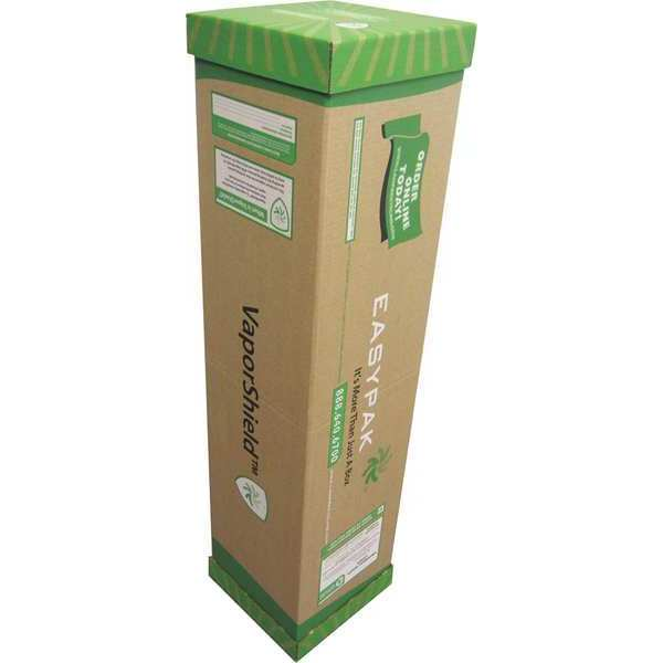 Easy Pak Jumbo Lamp, Recycling Box, 4 ft. 440-108-VS