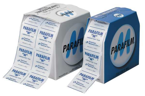Parafilm Film, Roll, 4 In. W, 250 ft. L HS234526C
