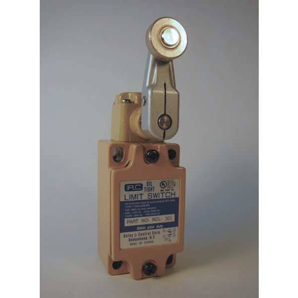 Relay And Control Corp. Precision Oil Tight Limit Switch, 90 deg. RCL-301
