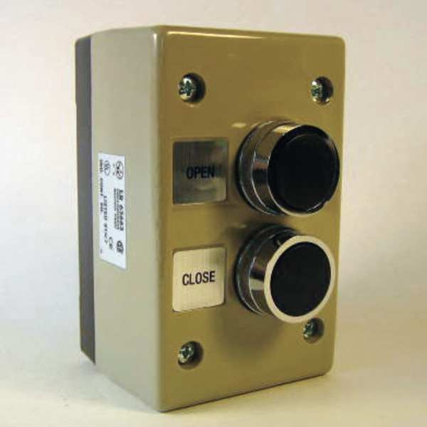 Relay And Control Corp. Contrl Station, 2-Button, Non-Metal, Nema 4 2BXT
