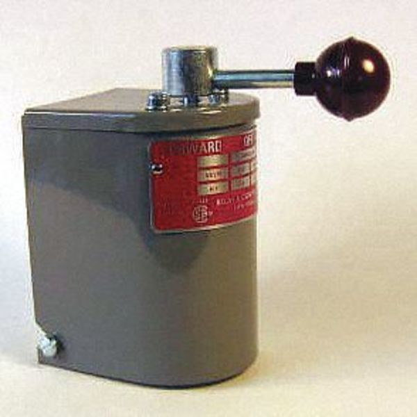 Relay And Control Corp. Reversing Drum Switch with Handle RS-1A-SH
