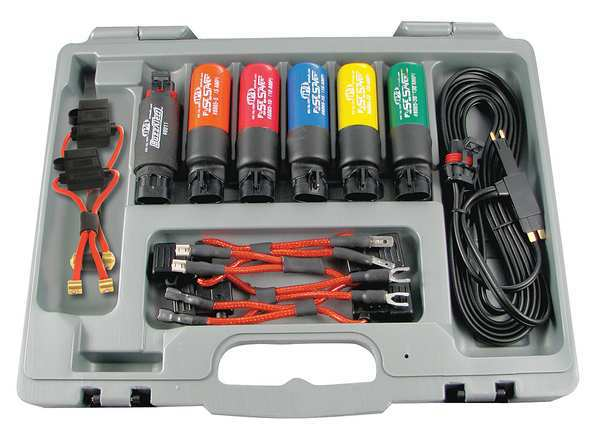 Ipa Fuse Saver Master Kit,  13 Pieces 8016