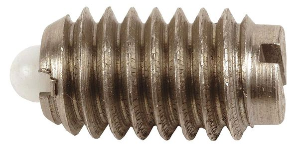 SS 8 D x 7//16 L TE-CO 53528 Spring Plunger Pack of 5