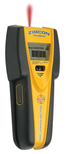 Zircon Electronic Stud Finder,  Prof,  Multiscan 66253