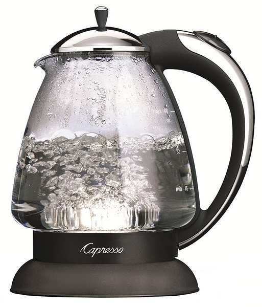 Capresso Electric Kettle, Cordless, 48 oz., 120V 259.03