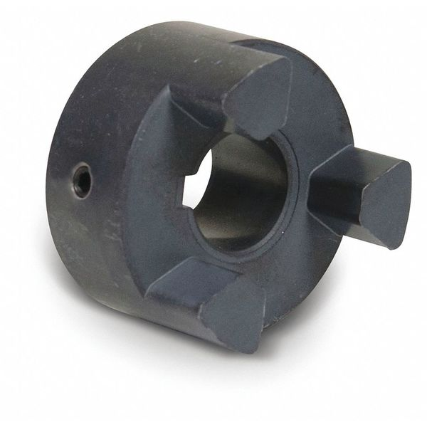 "Tb Wood'S L-Jaw Coupling Hub, L150, Sint Iron, 1-5/8"" L150158"