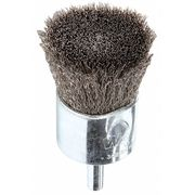 Stainlesss Steel WEILER 90190 Crimped Wire End Wire Brush