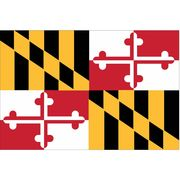 Maryland State Flag, 3x5 Ft