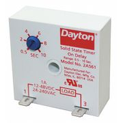 Buy Time Delay Relays - Free Shipping over $50 | Zoro.com Dayton Egd Wiring Schematic on
