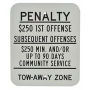 Buy Parking Signs - Free Shipping over $50 | Zoro com