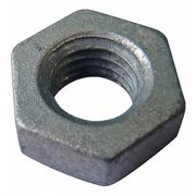 50 Pk. Fabory M51080.030.0001 M3-0.50 Plain Finish A2 Stainless Steel Hex Nuts