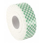 """1//8/"""" thick 3M 4008 3M 4008 Double Coated Foam Tape 0.5/"""" x 5yd White"""