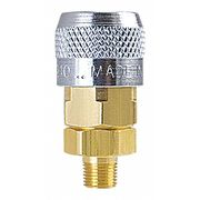 """Foster 210-3303 3//8/"""" Male NPT A Style Aro 210 Air Hose Fittings Quick Coupler"""