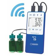 Multizone Thermometer,-58 to 158F TRACEABLE 4115