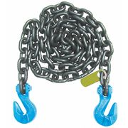B//A PRODUCTS CO Chain Sling,V-Chain,WLL 12000 lb.,4 ft G8-118-4